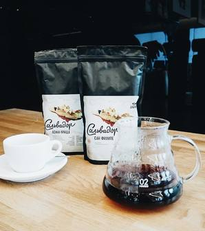 Ресторан Double B Coffee & Tea в БЦ «Лефорт»