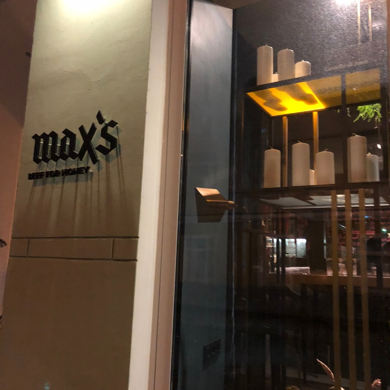Max's Beef for Money