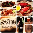 Boston Seafood & Bar на Белорусской
