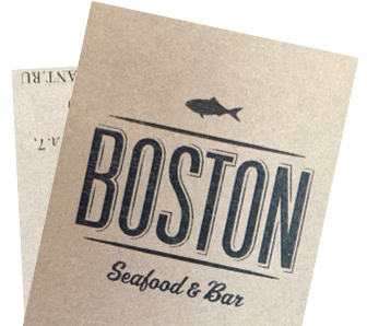 Ресторан Boston Seafood & Bar на Белорусской