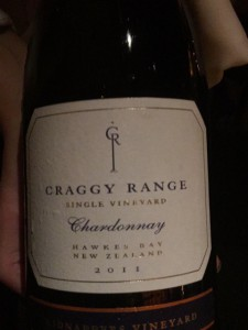 Chardonnay, Kidnapper's Vineyard 2011