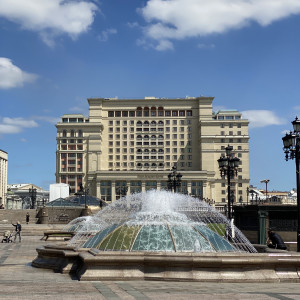 Отели Москвы / Four Seasons Hotel Moscow