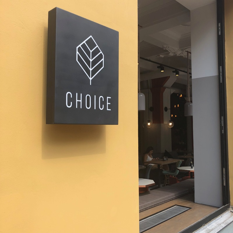 Choice. Healthy Social Club