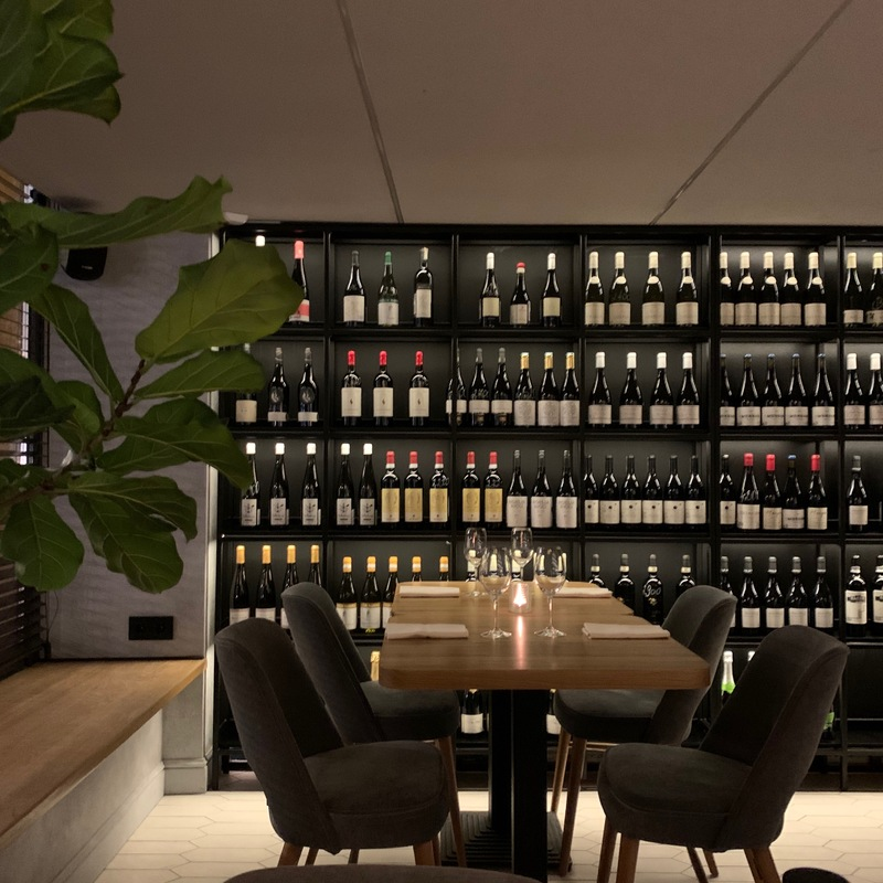 Grape Wine Bar