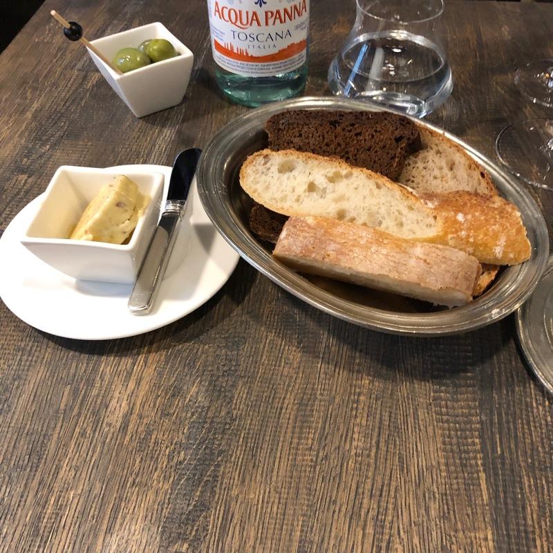 Хлеб / Масло