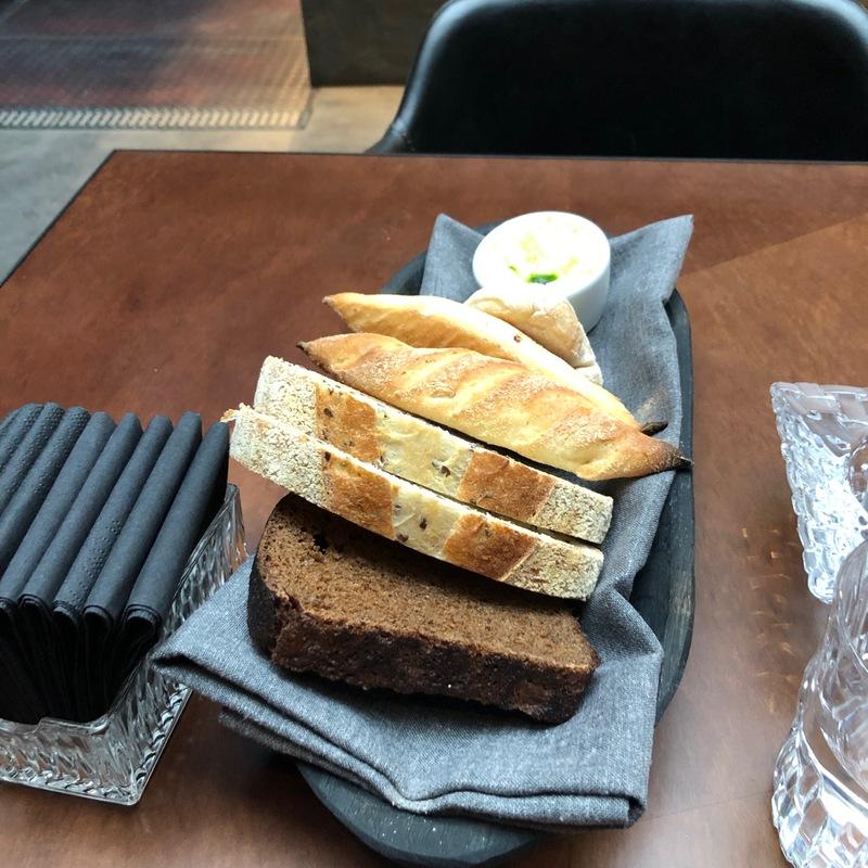 Домашний хлеб - комплемент